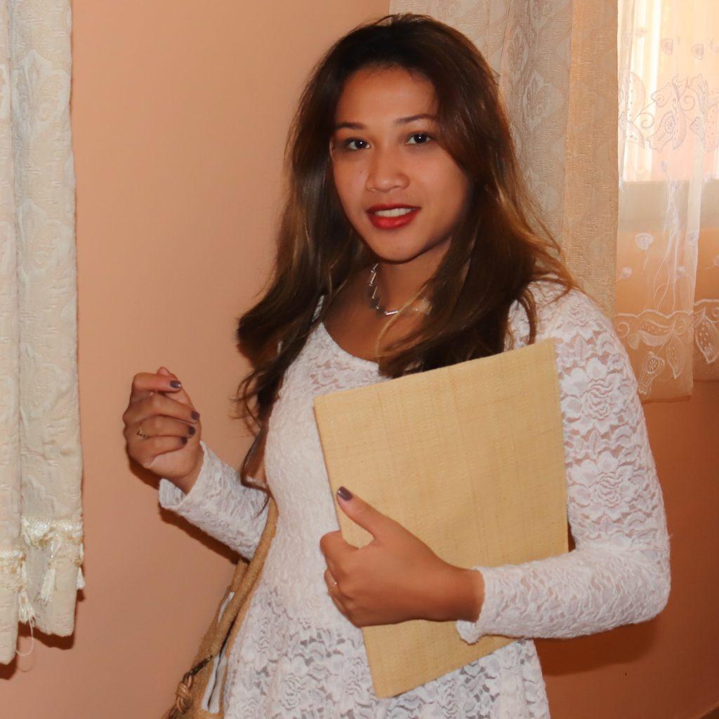 Jenny Rasija - Razafindrabe Collections' founder